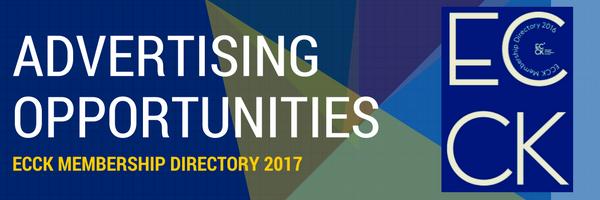 AD Opportunities_ECCK Membership Directory 2017