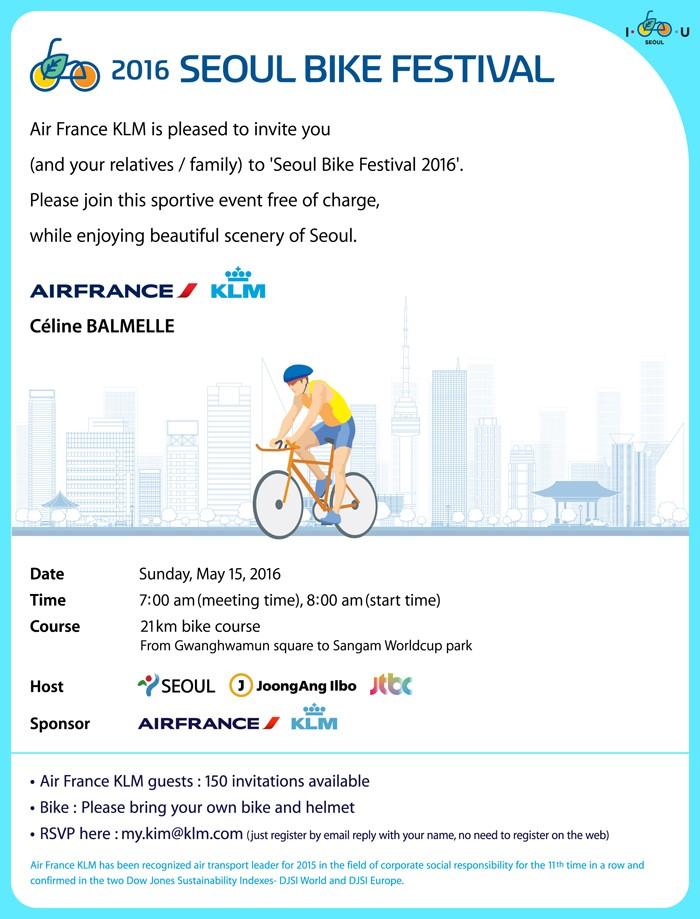 2016 Seoul Bike Festival